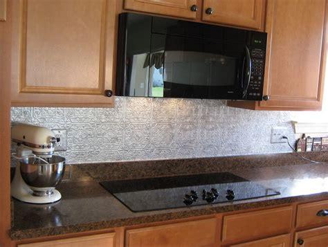 tin tiles for backsplash in kitchen faux tin backsplash tiles home depot home design ideas