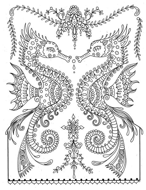 mermaids grayscale coloring book coloring books for adults books printable sea coloring page instant
