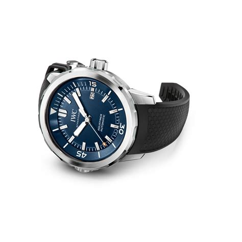 iwc dive watches iwc expands aquatimer collection with three new dive