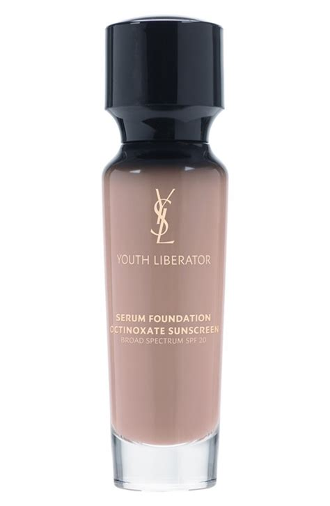 yves laurent youth liberator serum foundation for