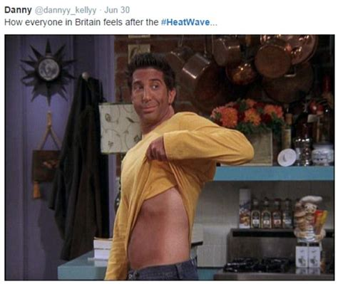 Tan Lines Meme - british heatwave results in hilarious memes about the