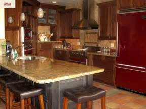 kitchen island makeover ideas bloombety contemporary small kitchen island decorating