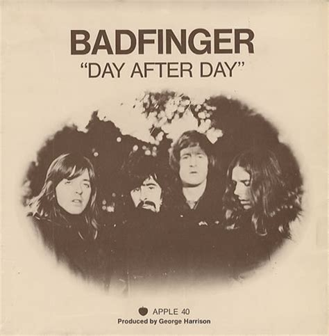 day after day badfinger day after day singles