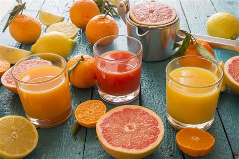 2 fruits that go together the interaction between fruit juice and allegra