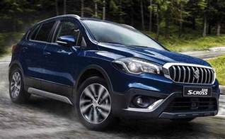 Suzuki Facelift Maruti Suzuki S Cross Facelift Bookings Open Ndtv Carandbike