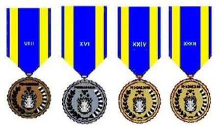 Medali Satya Lencana perencanaan gegana tanda kehormatan satya lancana