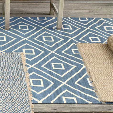 Dash Albert Outdoor Rugs Dash And Albert Mosi Indigo Indoor Outdoor Rug Ships Free