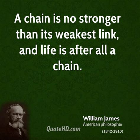 Its A Connection by Photos Chain Quote Weakest Link Quotes
