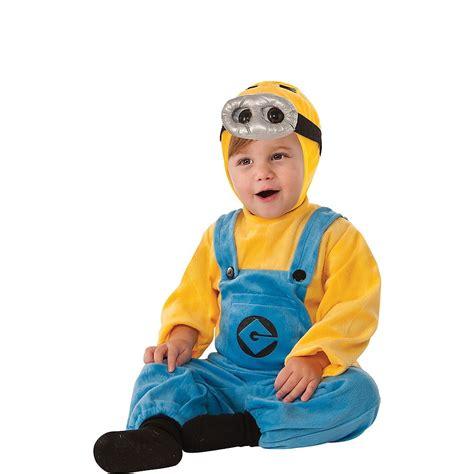 toddler boys dave minion costume despicable   party