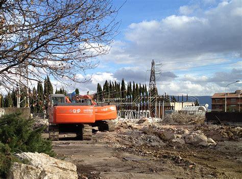 enel energia sede todi demolita la palazzina ex sede enel 171 iltamtam it il