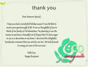 Thank You Letter Greeting December 171 2012 171 Eco Philadelphia Jeannette Bezinque