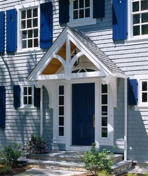 Blue Cape Cod - polhemus savery dasilva architects home exteriors pinterest grey front porches and entrance