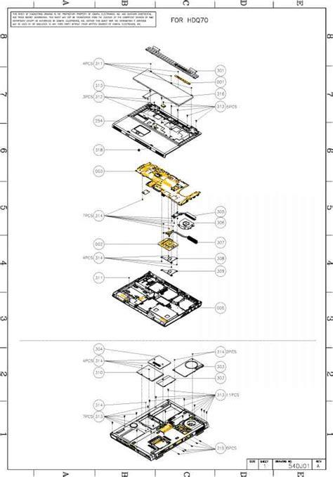 wiring diagram for dell laptop fan sh3 me