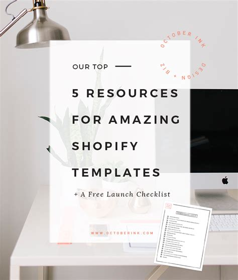 Our Top 5 Resources For The Best Shopify Templates October Ink About Us Shopify Template