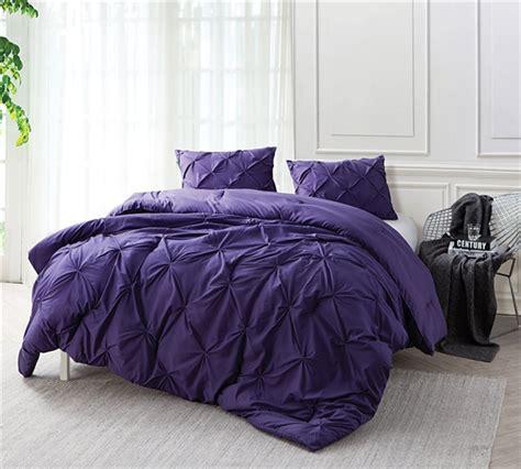Softest Comforter Sets Recommended Oversize Full Comforter Sets Purple Reign