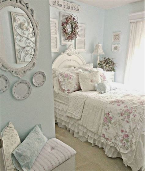 Rustic Bedrooms Pinterest - 33 sweet shabby chic bedroom d 233 cor ideas digsdigs