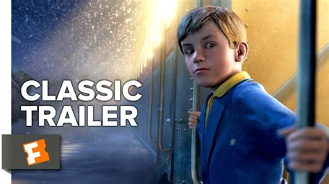 youtube film quickie express the polar express 2004 official trailer tom hanks