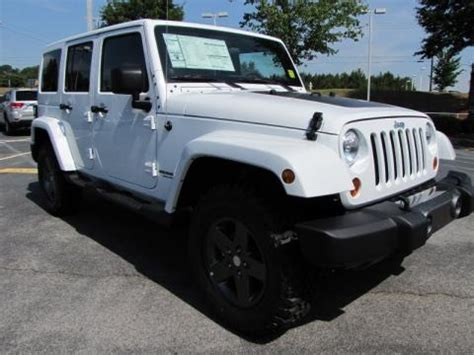 2011 Jeep Wrangler Unlimited Horsepower 2011 Jeep Wrangler Unlimited Mojave 4x4 Data Info And
