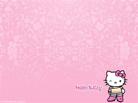 hello kitty wall wallpaper hello kitty sanrio wallpaper 55064 fanpop