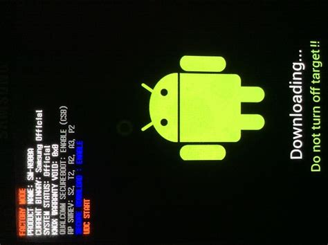 android not downloading android downloading do not turn target kies