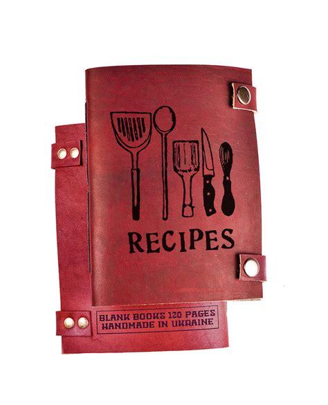personalized recipe book custom recipe book bridal gift