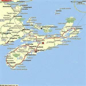 map of scotia canada maps of scotia