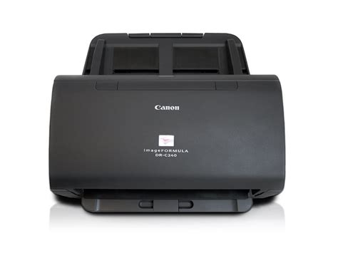 Canon Document Scanner Dr C240 canon dr c240 document scanner