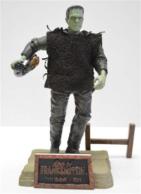 frankenstein of a chion books universal monsters sideshow classics edition series 4