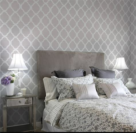 grey wallpaper bedroom ideas grey on gray bedroom decor just decorate