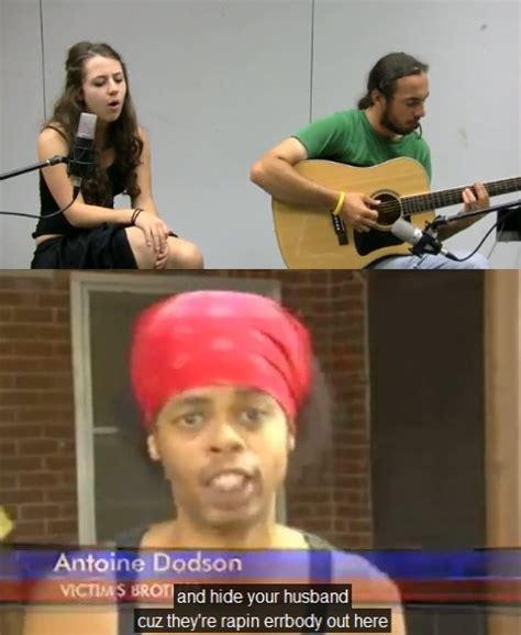 antoine dodson bed intruder song bed intruder song lyrics