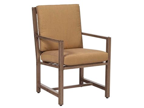 Woodard Woodlands Dining Arm Chair Replacement Cushions