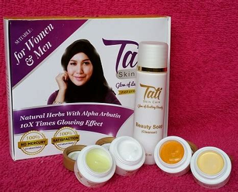 Toner Tati Skincare tati skincare 5 in 1 tati glow white collagen toner tati glow white collagen serum