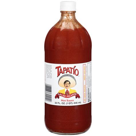 Pasta Sauce Ideas by Tapatio Sauce 32 Oz Walmart Com