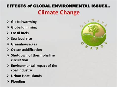 design for environment global issues global environmental issues