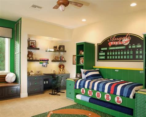 Baseball Bedroom Decorations Baseball Bedroom Houzz