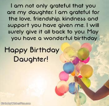 special birthday wishes  daughter  mom  dad