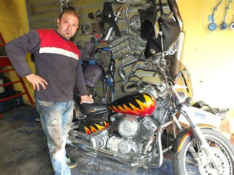 ari motor motosiklet tamircisi honda suzuki yamaha