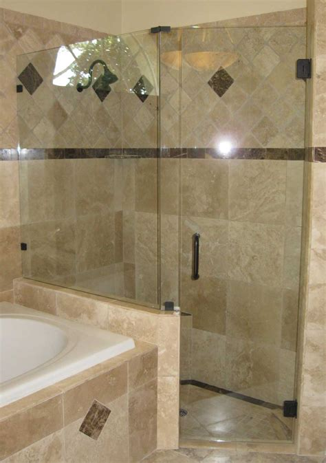 Bathroom Tile Shower Pictures Frameless Showers Prima Glass Wholesalers