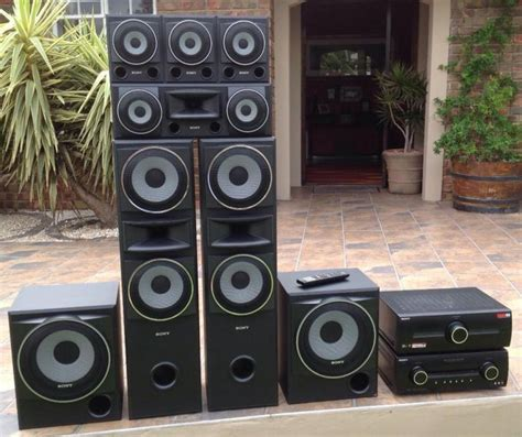 sony mgongo system loved by home theatre enthusiasts and
