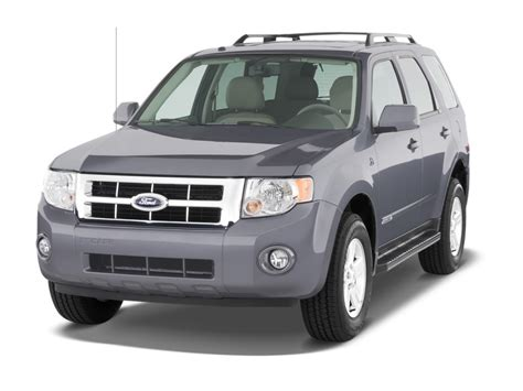 all car manuals free 2008 ford escape electronic toll collection 2008 ford escape pictures photos gallery green car reports