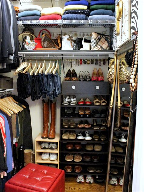 organizing shoes in a small closet how to organize my shoes in my closet with shoe rack