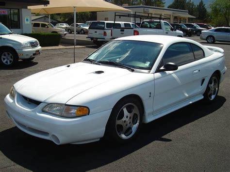 1996 mustang cobra parts ford mustang svt cobra partsopen
