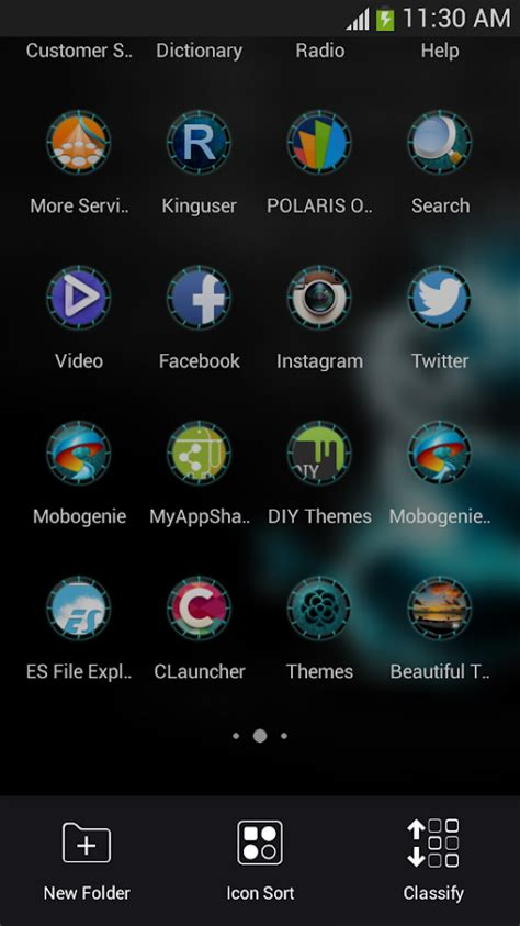 theme line android g dragon magic dragon abstract theme android apps on google play