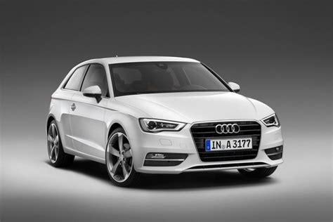Salon de Genève 2012 Voici la nouvelle Audi A3!