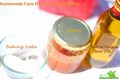 10 Best Home Made Anti Acne Masks by Diy Mask For Glowing Skin Top 10 Home Remedies