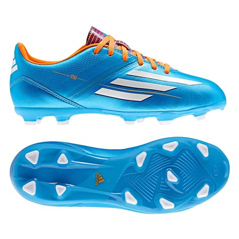 pony football shoes adidas jr f50 adizero trx fg prime blue car interior design