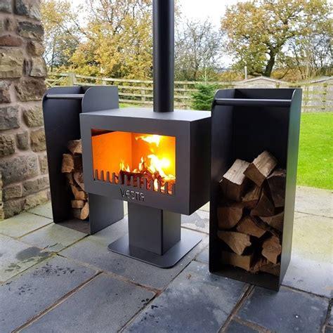 garden stove and chimnea garden wood burner