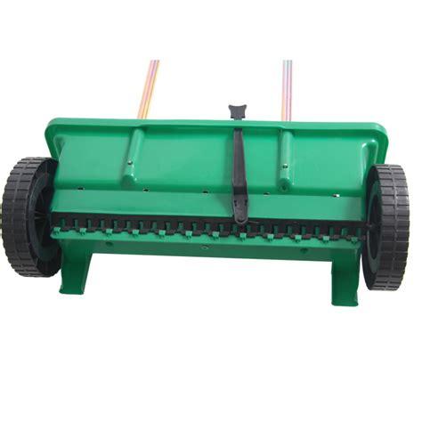 düngerstreuer garten streuwagen 12 liter d 252 ngerstreuer salzstreuer s 228 maschine