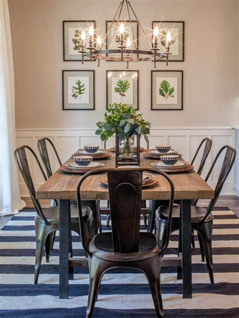 Farmhouse Dining Room Furniture 25 Best Ideas About Metal Dining Chairs On Dining Room Lighting Farmhouse Chairs