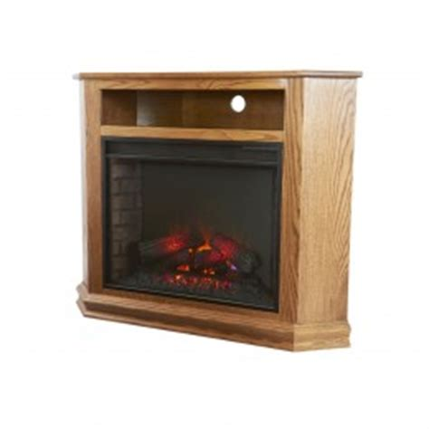small fireplace tv stand corner tv stand w fireplace country furniture